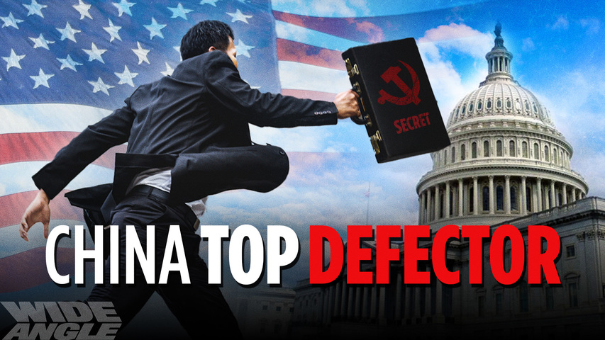 Proof of Lab-Leak Could End CCP. Feat.;Top China Official Allegedly Defects to U.S. Gordon Chang