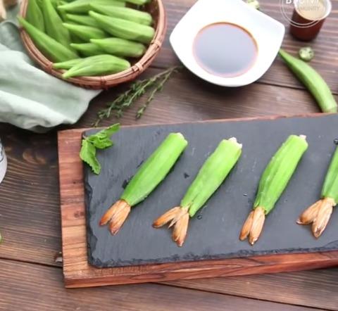 Okra Recipe 2 Ways