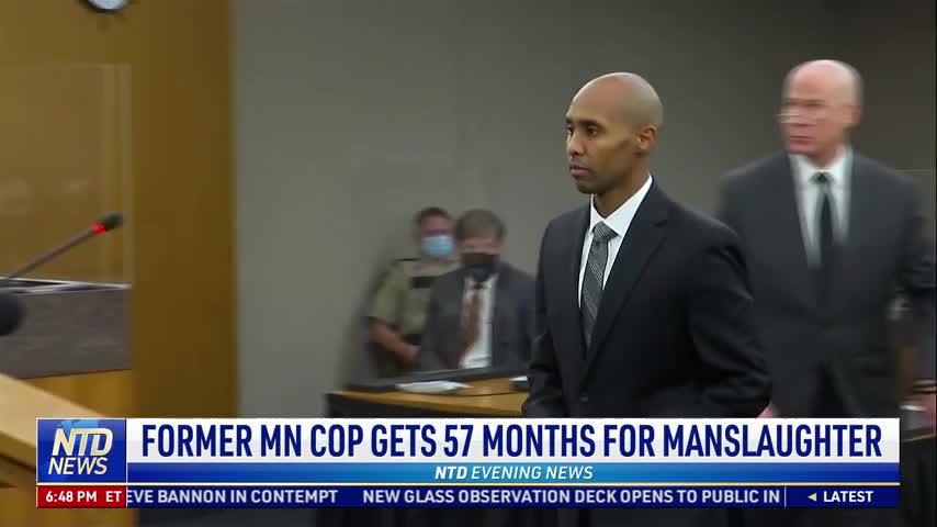 Former Minneapolis Police Officer Gets 57 Months for Manslaughter