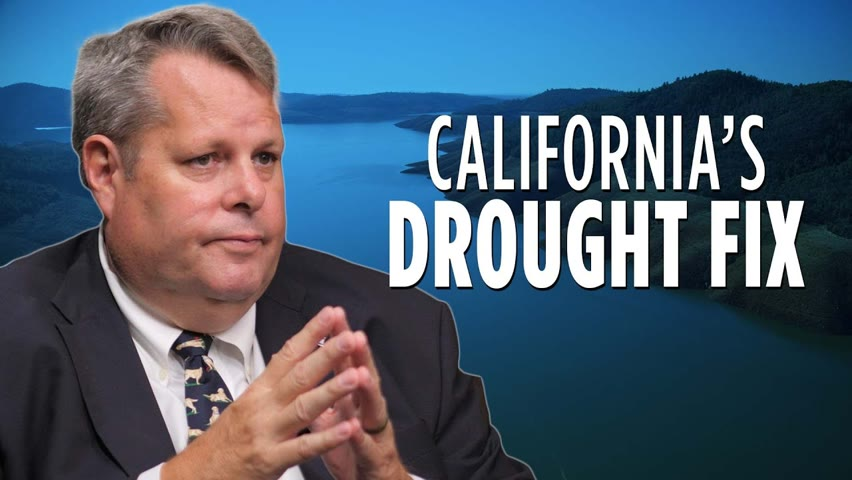 'California Has Enough Water, We Are Just Not Storing It' | Brett Barbre