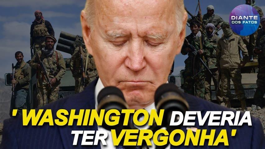 Veterano sobre Taleban: 'Washington deveria ter vergonha'; Suprema Corte apoia política da era Trump