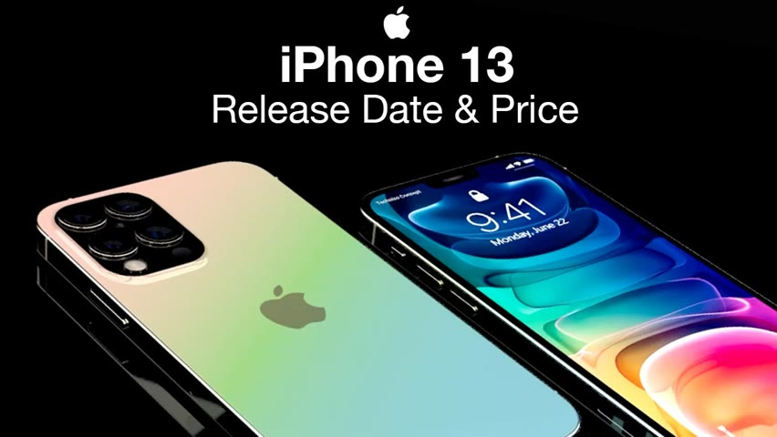 iPhone 13 Release Date and Price –  Touch ID 120Hz Screen!