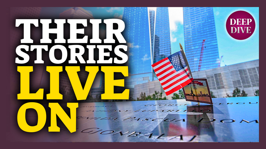 22,000 Personal Items at 9/11 Museum Tell the Story of Lives Lost; 2nd Flight With Americans Departs