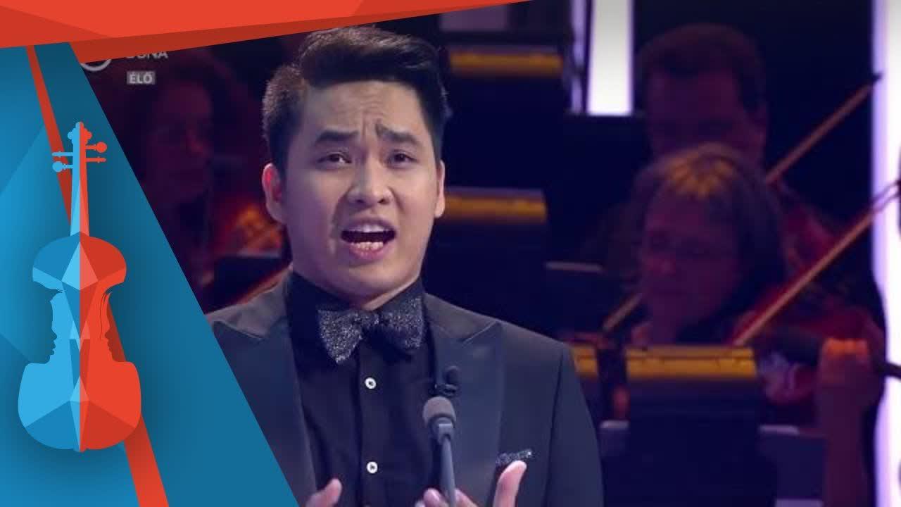 Virtuózok 2018 | Döntő | Ninh Duc Hoang Long - Erkel Ferenc: Bánk bán