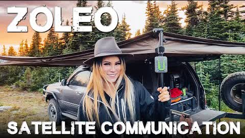 How I Stay Off-Grid Solo For So Long? | ZOLEO Satellite Communicator