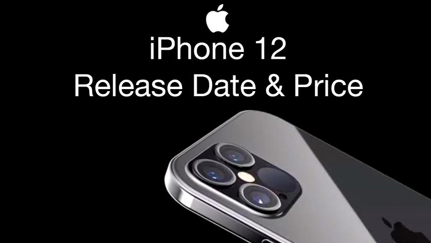 iPhone 12 Release Date and Price - iOS 14!!