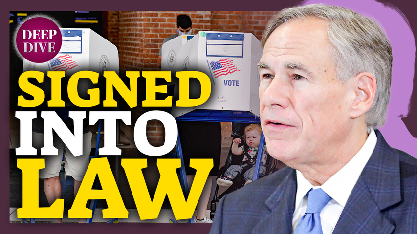 Texas Gov. Signs Election Reform Bill Into Law; Rep. Darrell Issa: At Least 500 Americans Stranded