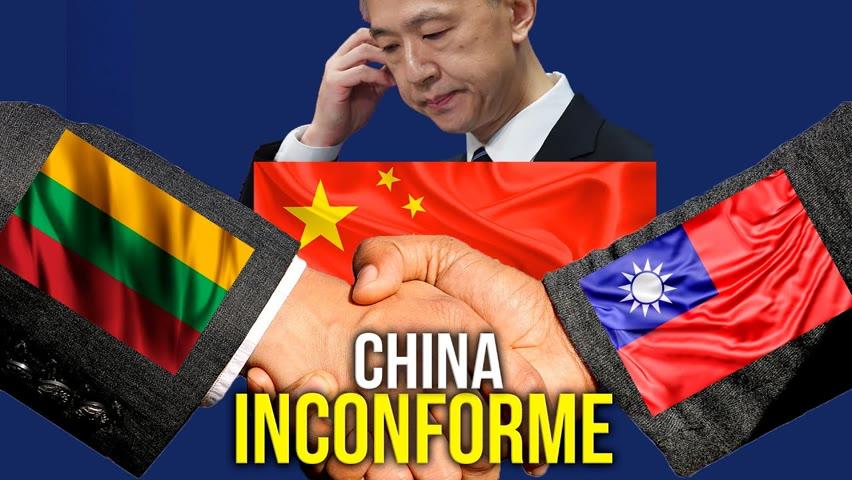 Lituania estrecha lazos con Taiwan y China reacciona 2021-09-11 21:46