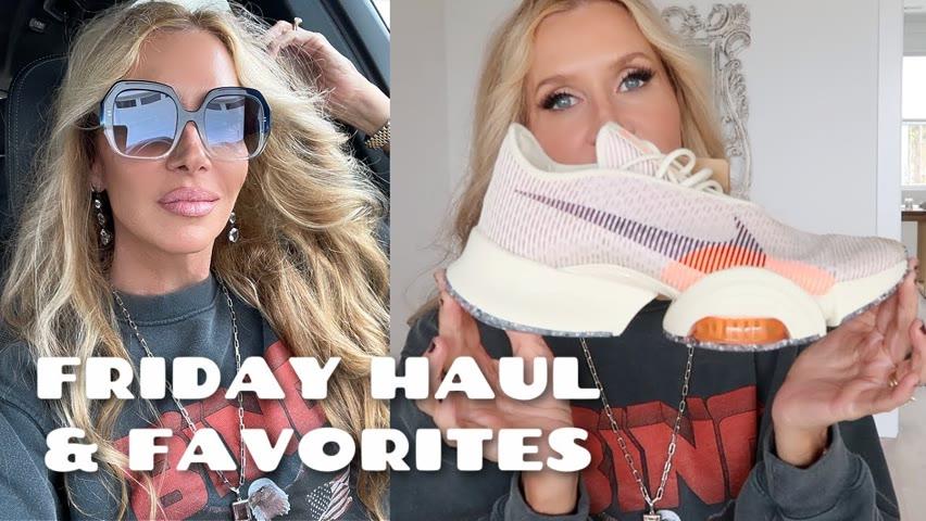 Friday Haul & Favorites