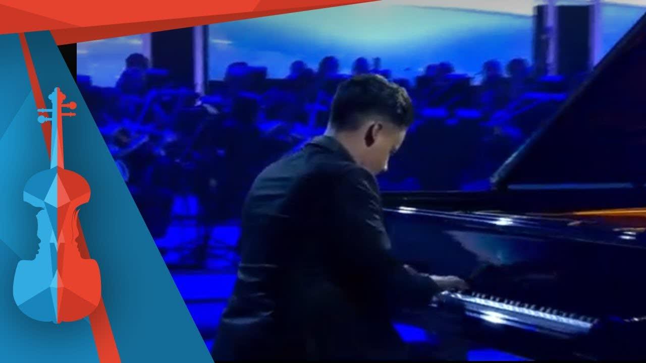 Virtuózok 2018 | Döntő | Urbán Benjámin - J. S. Bach: D-moll concerto - I. tétel, BWV 1052