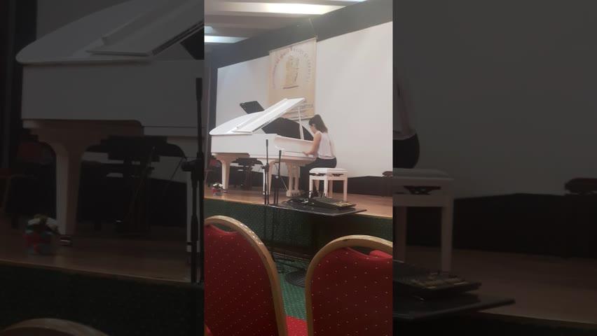 Schubert Impromptu op90 no1