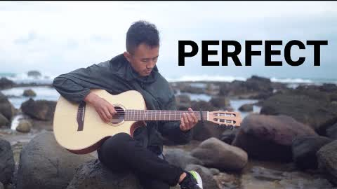 Ed Sheeran - Perfect (Arranged by Iqbal Gumilar)