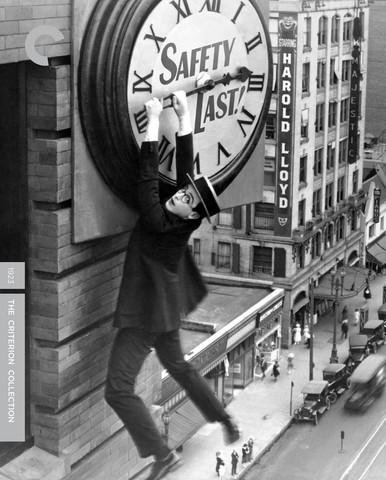 'Safety Last!' (1923) - Harold Lloyd | Full Movie - Silent Film