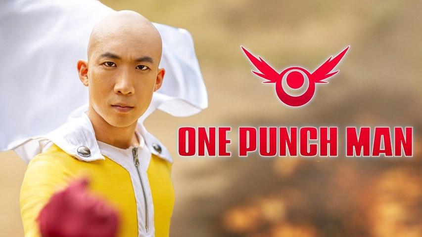 Saitama Vs Genos - One Punch Man (Live Action) 埼玉 Vs 杰诺斯 - 一拳超人(真人版)