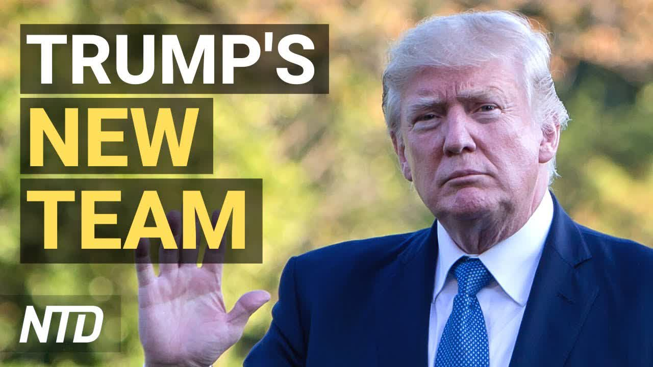 Trump Nominated for Nobel Prize; Trump Names New Lawyers for Impeachment; Military Takes Over Burma