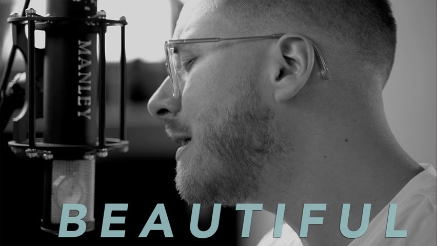 Beautiful - Christina Aguilera (Cover by Jonah Baker)