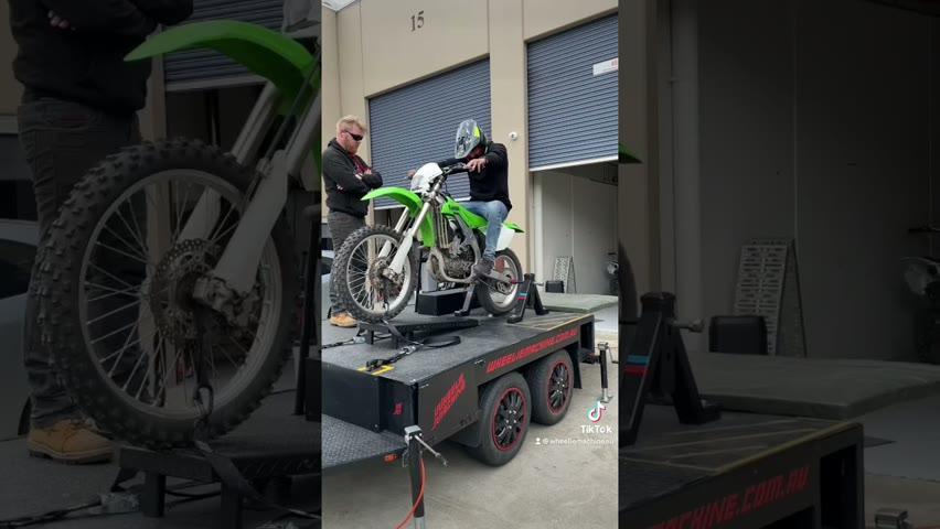 Amazing wheelie progress in just 1 session | WHEELIE MACHINES AUSTRALIA