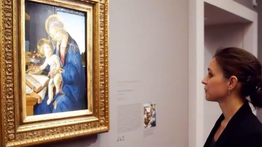 L'exposition Botticelli met en valeur les arts de la Renaissance