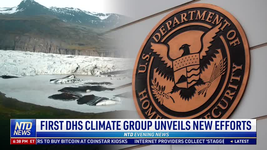 First DHS Climate Group Unveils New Efforts