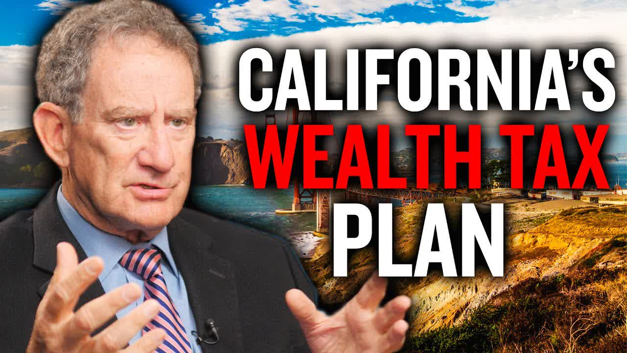 California's Heavy Tax Increase On The Wealthy; Financial Impact On Residents | Hank Adler