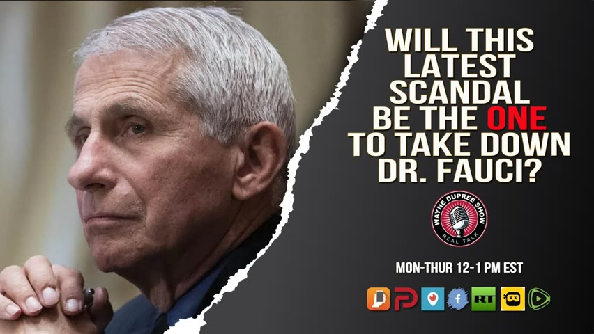 Will This Latest Scandal Be The One That Takes Down Fauci?