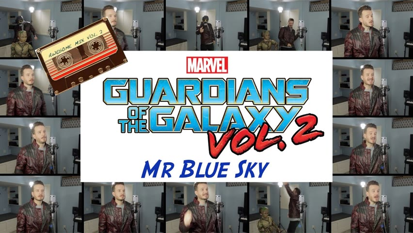 Guardians Of The Galaxy Vol. 2 - Mr. Blue Sky (ACAPELLA) - Electric Light Orchestra
