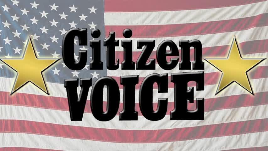 Citizen Voice - Dennis Jamison interviews Pastor Earl Wallace   Episode 14  