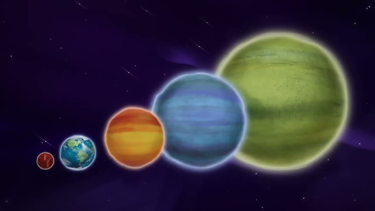 Exoplanet Types: Worlds Beyond Our Solar System