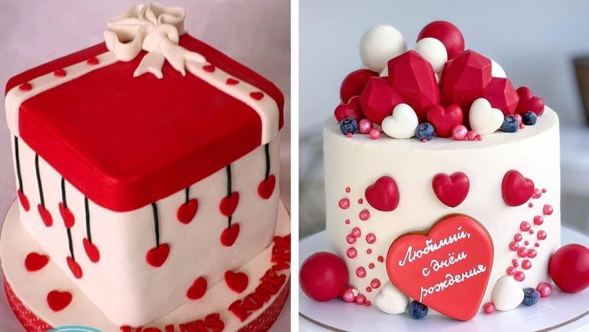 Top 10 Amazing Cake Decorating Ideas for Cake Lovers   Most Satisfying Cake Decoration   Cake Making