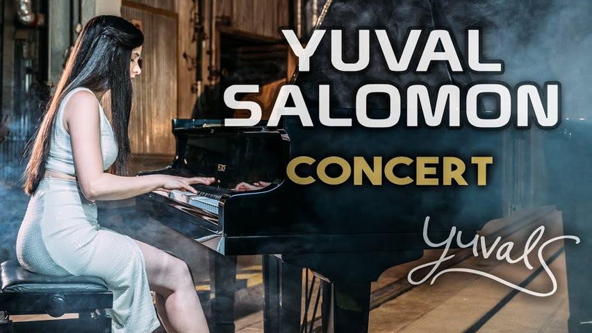 Yuval Salomon - THE CONCERT 🎹