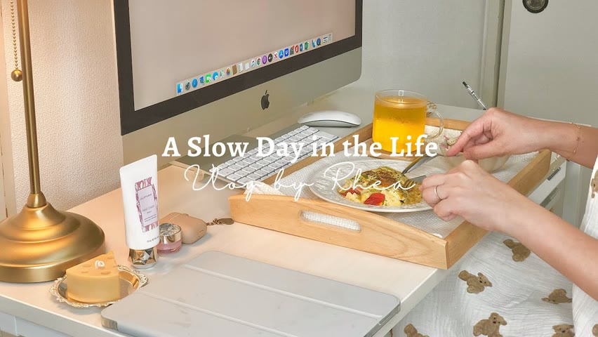A Slow Day in the Life of a Freelancer, Cake Candle Hobby, Easy Recipes