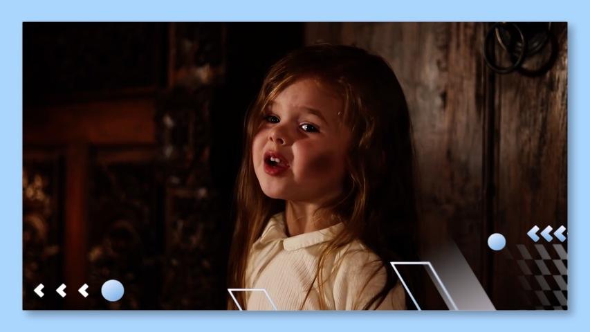 Castle on a Cloud   Les Misérables - 3-Year-Old Cosette Claire Ryann