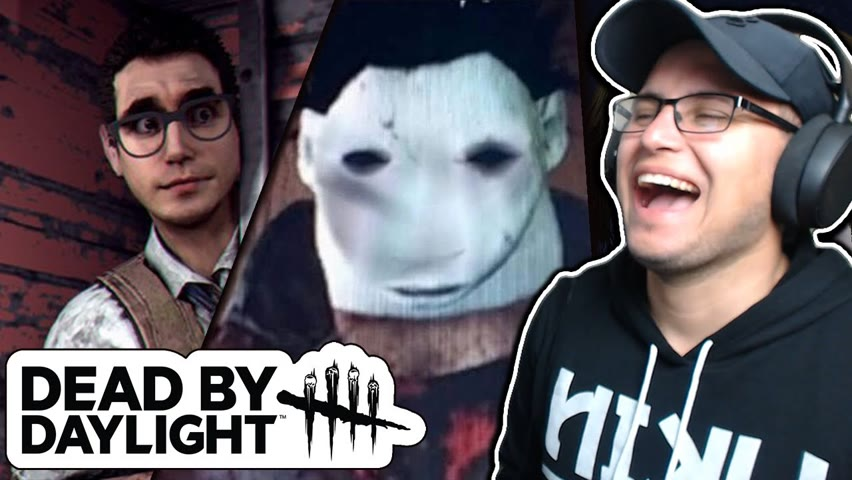 [CC SUBTITLES] DADS BY DAYLIGHT l DEAD BY DAYLIGHT HALLOWEEN SPECIAL l FUNNY MOMENTS
