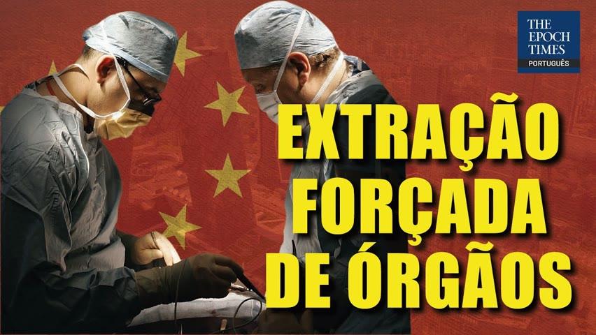 China propõe uma política de avaliação das doações de órgãos
