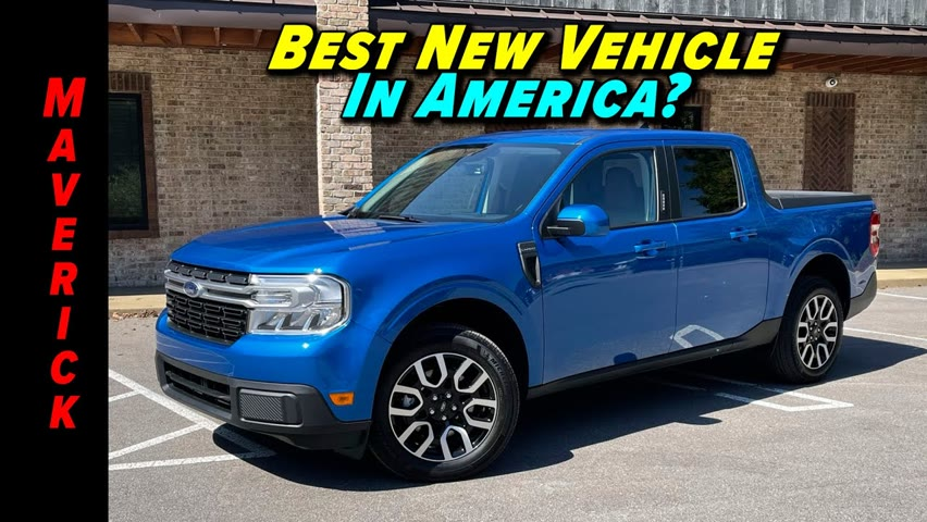 2022 Ford Maverick First Drive Review