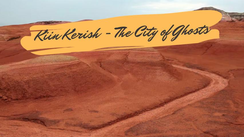 Kiin Kerish - The City of Ghosts