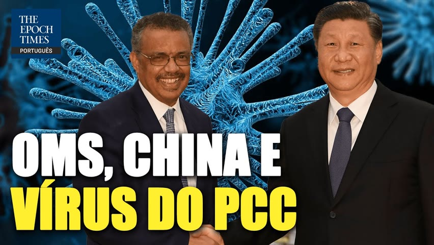 A subversão comunista chinesa da OMS prejudicou a resposta à pandemia