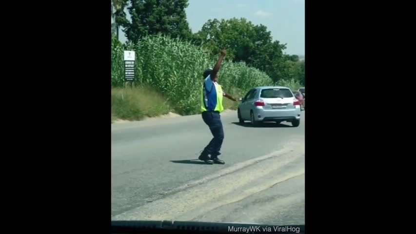 Directing Traffic South African Style