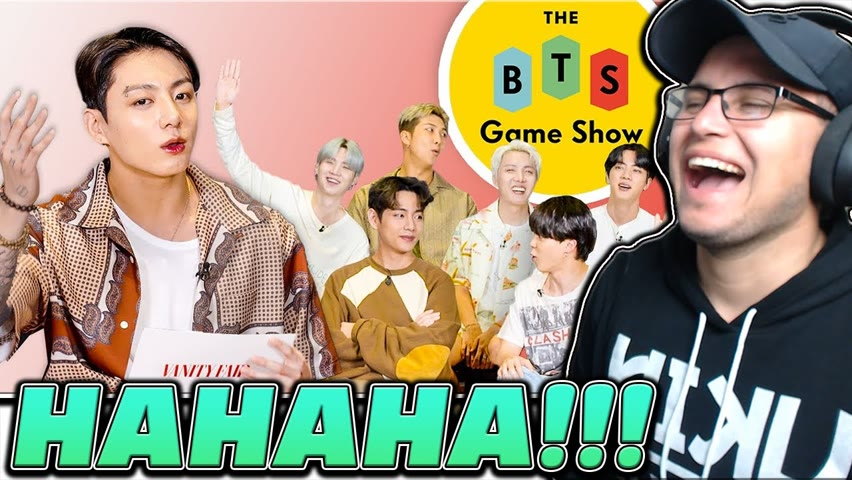 HAHA THESE GUYS!!! How Well Does BTS Know Each Other? | BTS Game Show | Vanity Fair