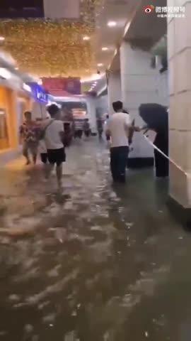 福建省厦门市大暴雨