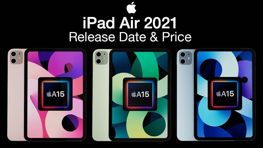 iPad 2021 & iPad Air 2021 Release Date and Price – NEW LEAKS ARE HERE!
