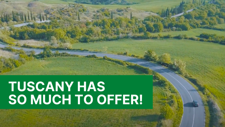 Tuscany Has So Much to Offer!