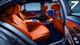 7 Best LUXURY Sedan Cars In The World 2020