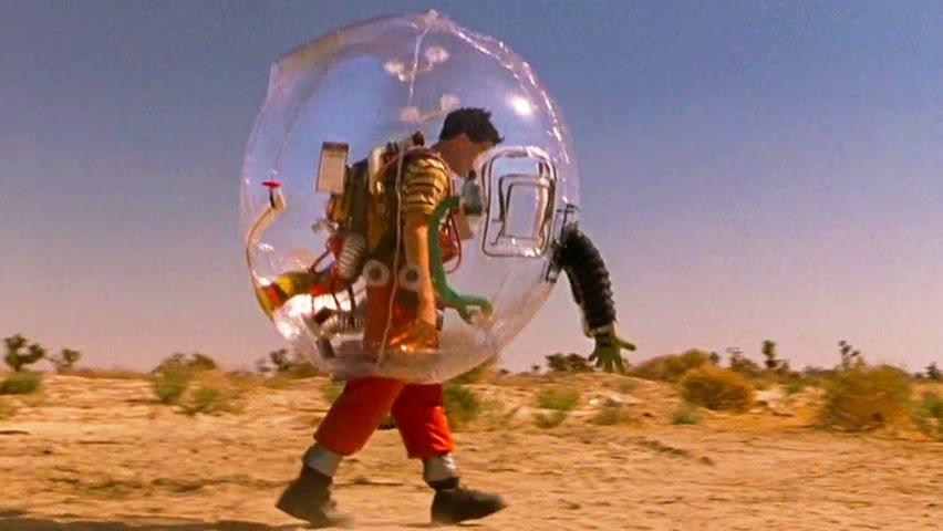 """""""Sick Boy"""" Lives In Sterilized Bubble For 18 Years"""