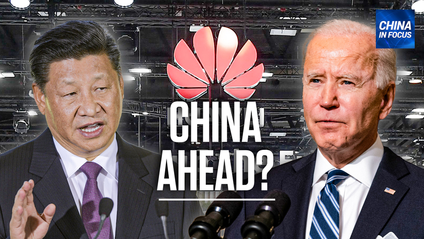 Huawei eyes lead in 6G technology race; Wikipedia bans users for pro-CCP infiltration | China in Focus