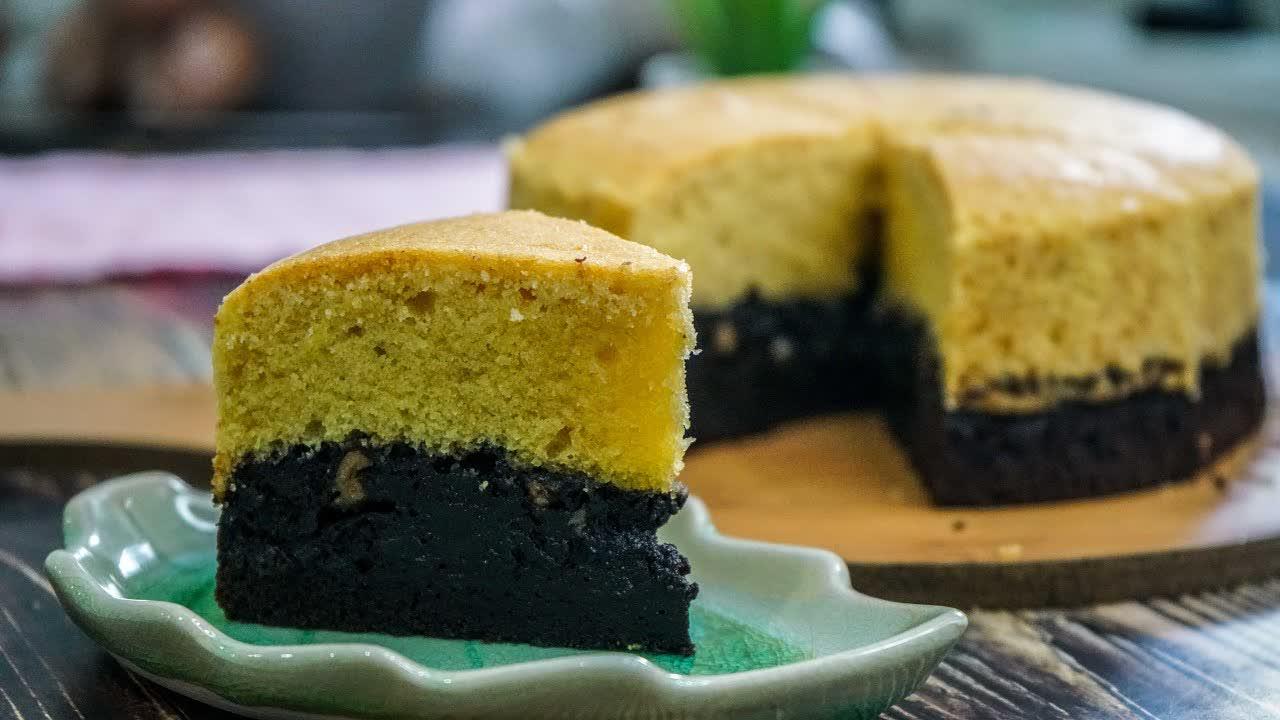Brownie Butter Cake   MyDapur Panas