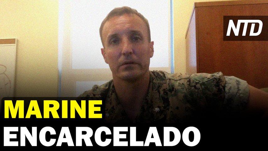 Marine encarcelado tras criticar cúpula militar; CA: Voto por correo se vuelve permanente | NTD