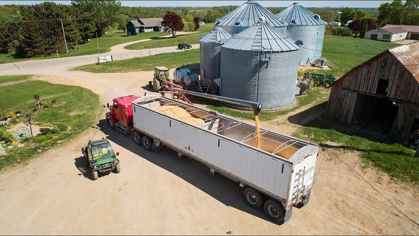 Flashbacks - Selling Old Crop Corn