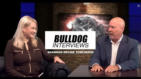 Eric Deters Interviews Shannon Devine Tomlinson   The Bulldog Show