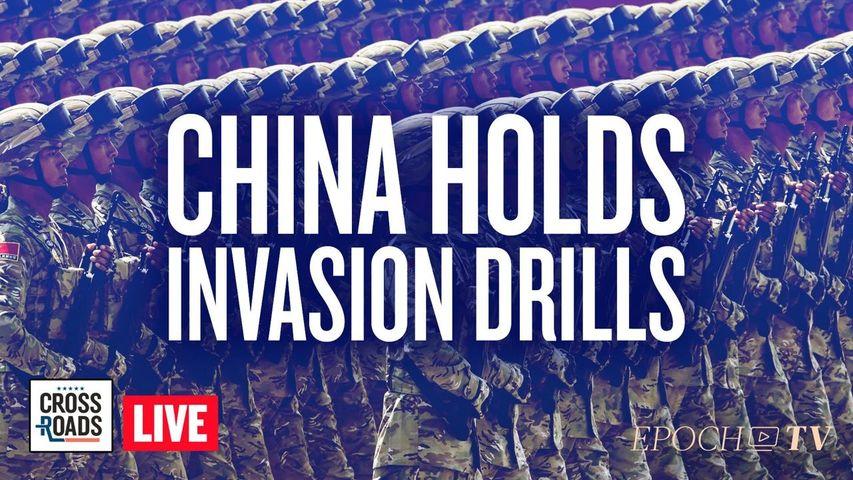 Live Q&A: China Holds Drills Simulating Beach Invasion; Australia unveils quarantine camp